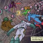 Cartoon, repareren DNA breuk